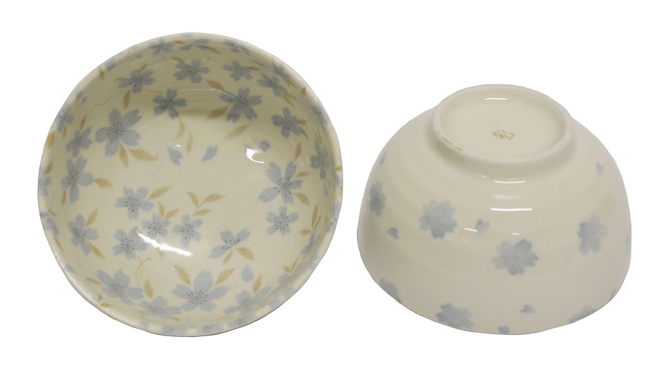 """JAPANESE DONBURI BOWL - 6"""", 2 PCS, ITEM#AC-057, 日本瓷碗 2 個"""