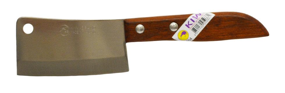 KIWI STAINLESS STEEL KNIFE, 2 PIECES, ITEM#  00801405,  不鏽鋼泰國切菜刀 /厨房用刀 2 把