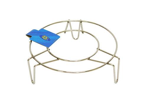 "#801520 STAINLESS STEEL WOK STAND-HIGH-6""  不鏽鋼鍋墊"