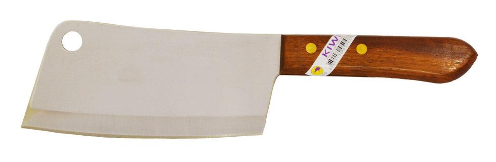 KIWI STAINLESS STEEL KNIFE,  ITEM#  00801412,  不鏽鋼泰國切菜刀 /厨房用刀
