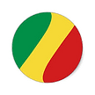 Congo Brazzaville round flag.png