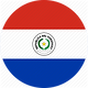 Paraguay round flag.png
