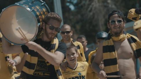 """Betar Nordia- The fans return to Betar / האוהדים חוזרים לבית""""ר"""