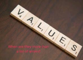 Values through Pictures