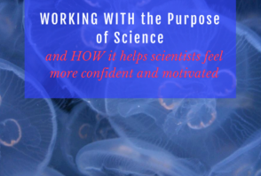 Finding purpose in Science