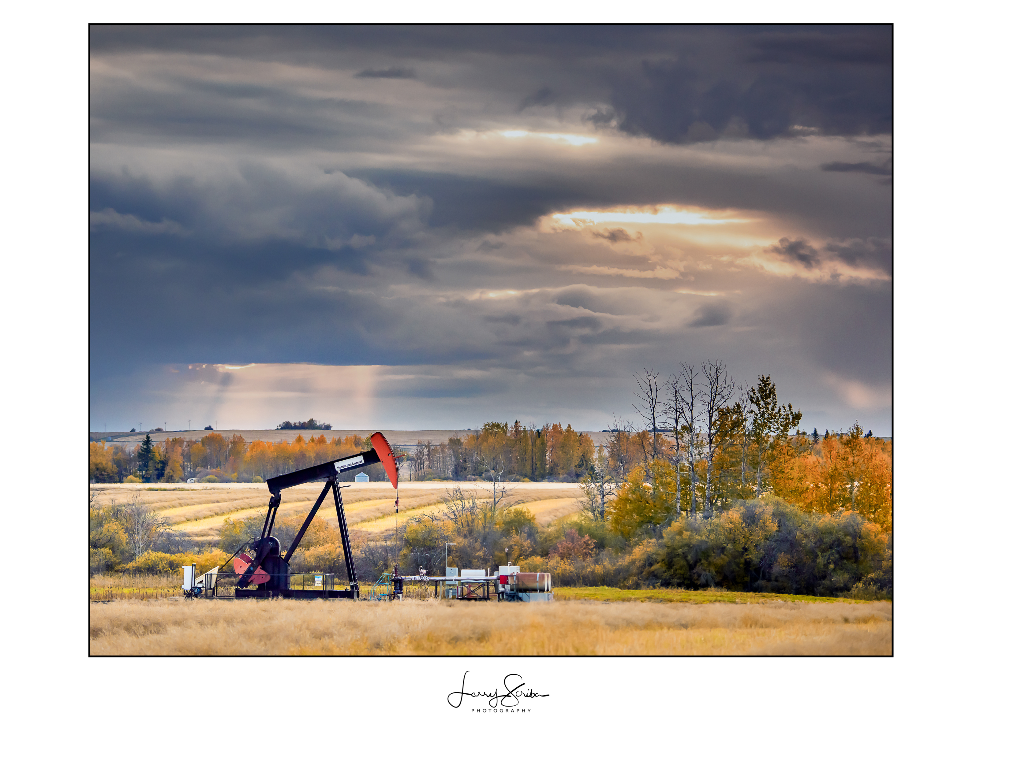 Alberta Resources (Pumpjack)