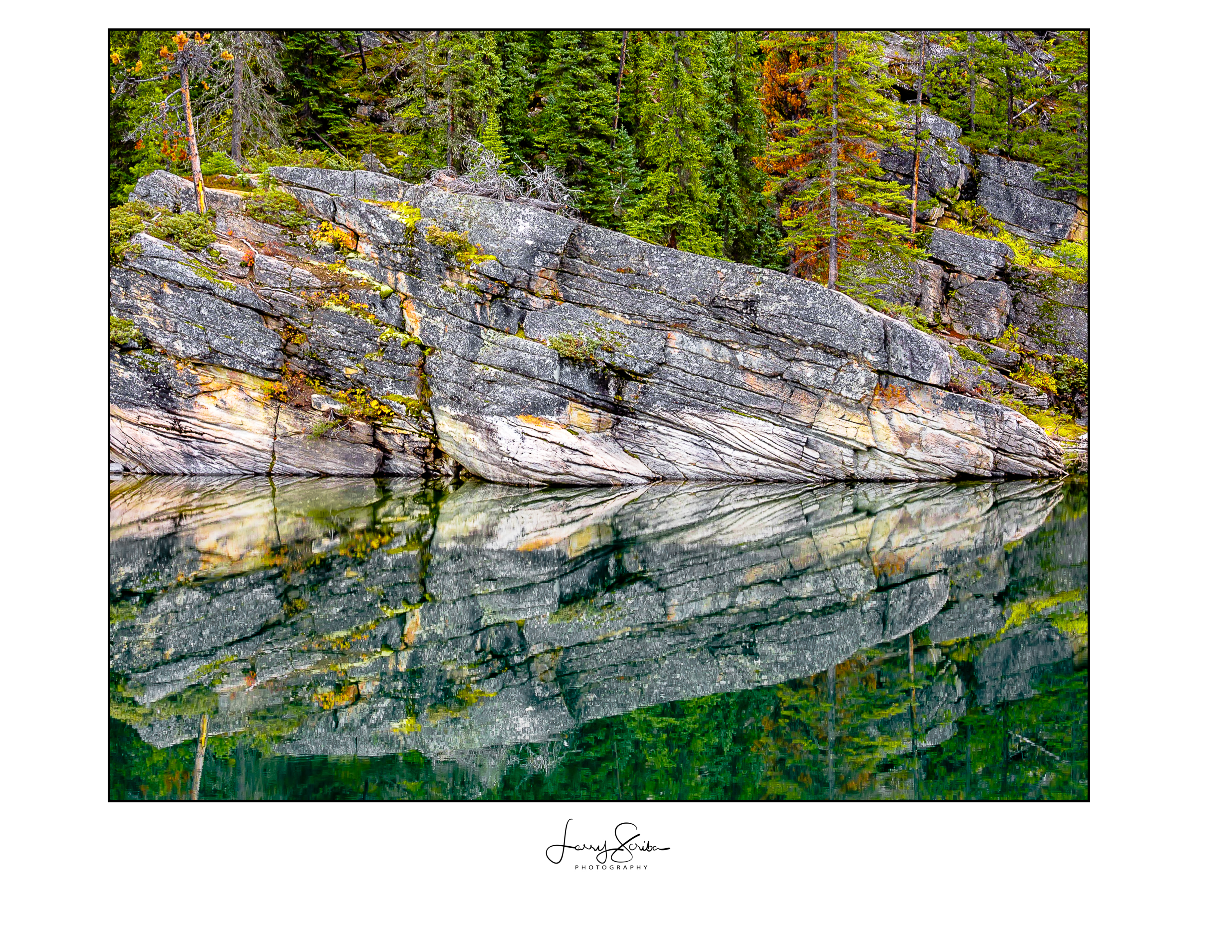 Horseshoe Lake Reflection
