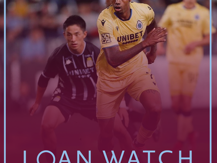 Loan Watch: Debuts for Wesley and Guilbert!