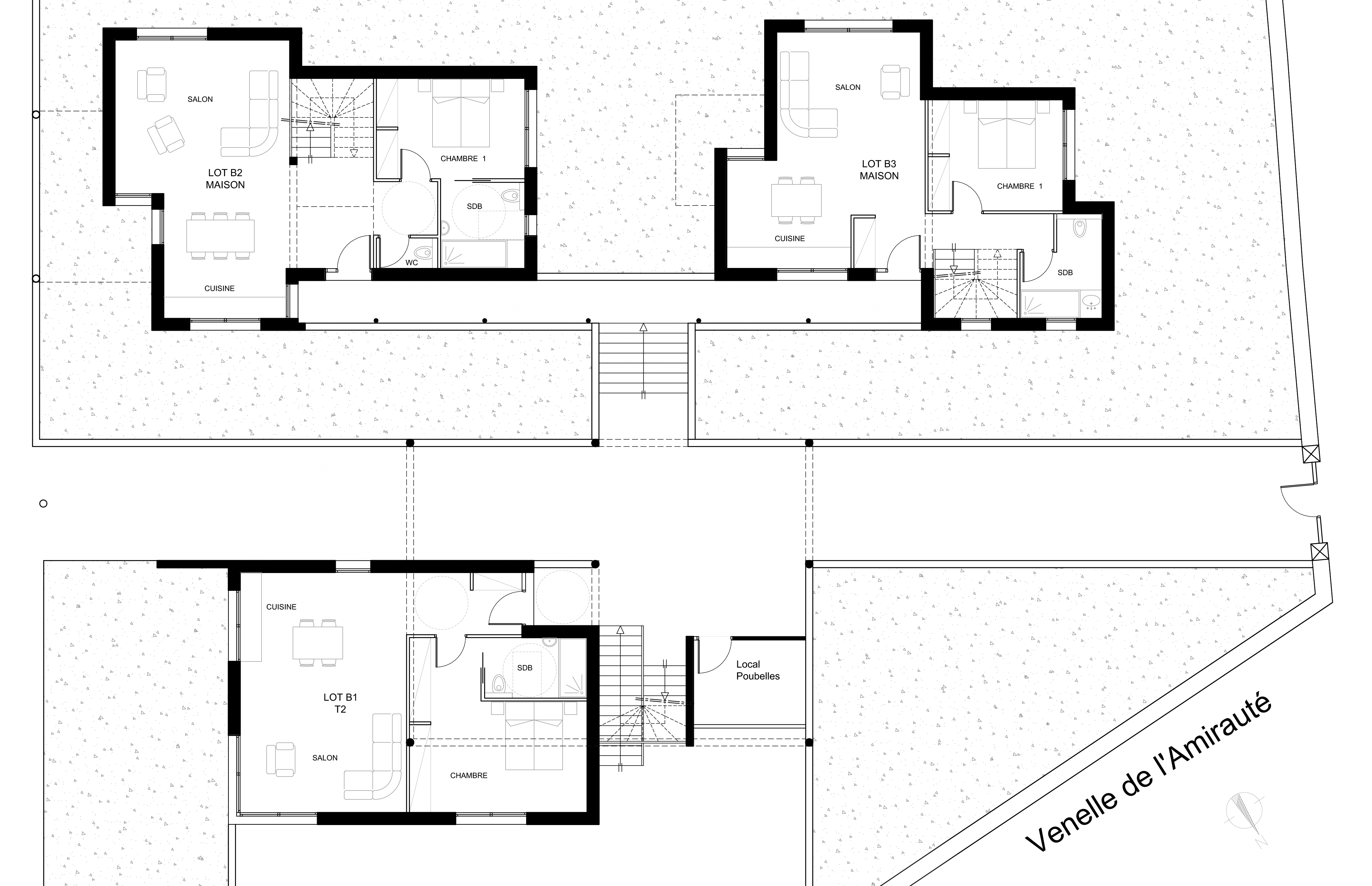 Projet BON plan RDC lot B (1)