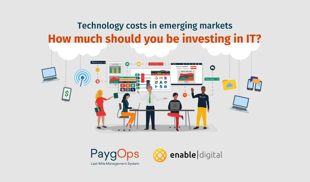 Technology costs in emerging markets