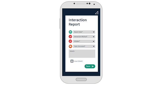 Interaction report PaygOps App