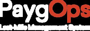 PaygOps Last-Mile management System LOGO