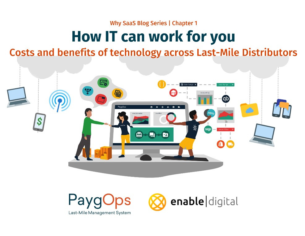 Costs and benefits of technology across Last-mile Distribution Report