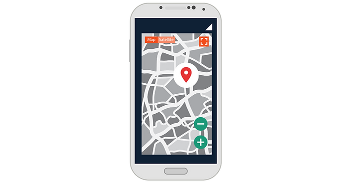 Navigation tool PaygOps App