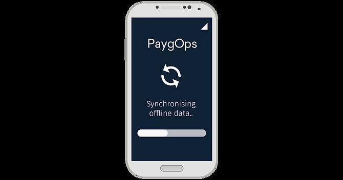 PaygOps App Offline