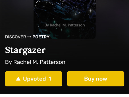 Stargazer featured on Reedsy.com