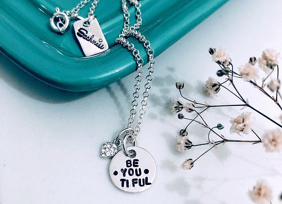Be-You-tiful Necklace.