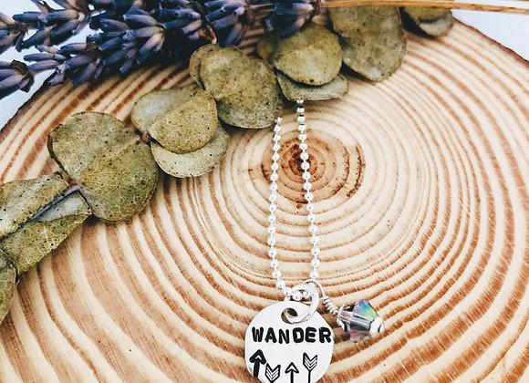 Wander Necklace.