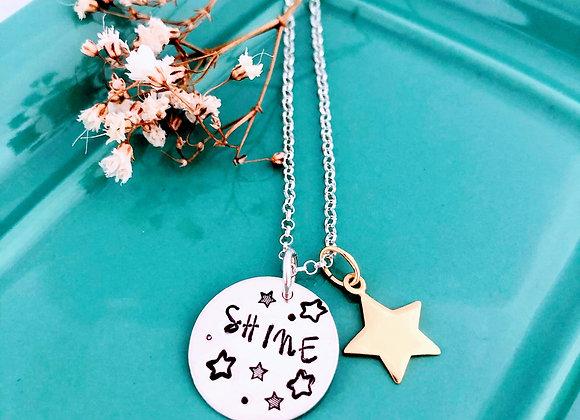 Shine Necklace.