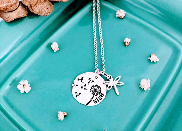 Wish Necklace. OUT OF STOCK
