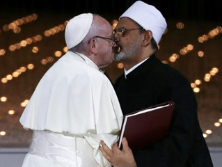ISLAM UNITES WITH CATHOLICISM