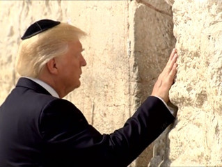 THE ANTICHRIST HAS ARRIVED IN ISRAEL
