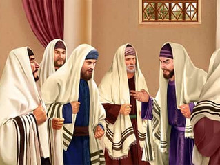 BEWARE OF THE LEAVEN OF THE PHARISEES - EXPANDED