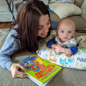 5 Reasons Why Reading To Your Baby Everyday Helps Them Thrive