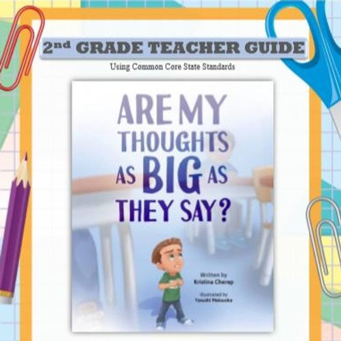 2nd Grade Teacher Guide (Common Core State Standards)
