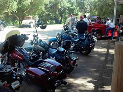 Motorcycle Line Up