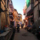 block printing jaipur sanganer town india