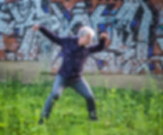 Neil Pinnock 5Rhythms Dance