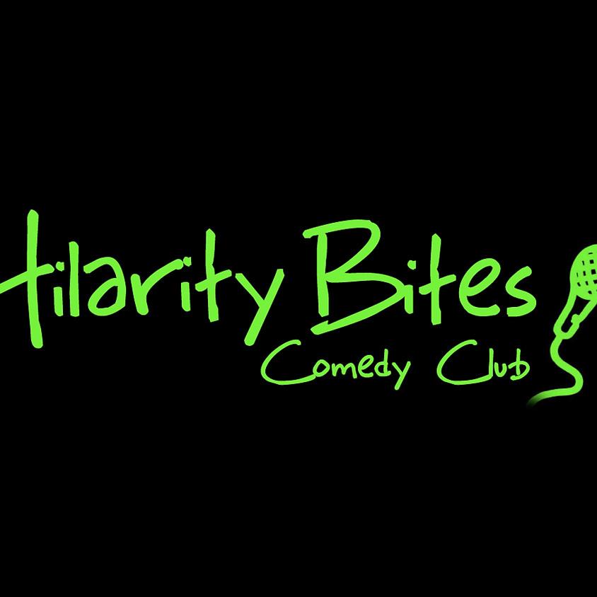 Outstanding Art Presents... Hilarity Bites Comedy Club
