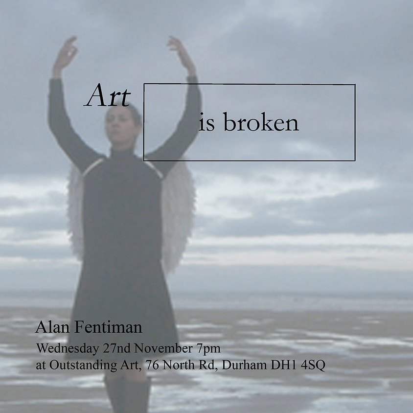Art is Broken - Artist Talks