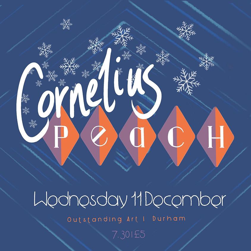Cornelius Peach presents Open Mic Night!