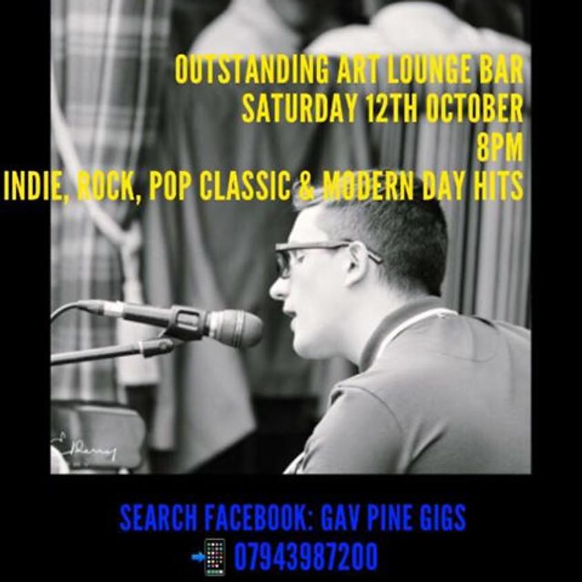 Live Music : Gav Pine