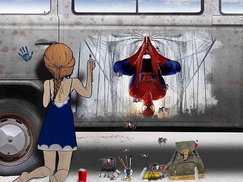 VW Spiderman