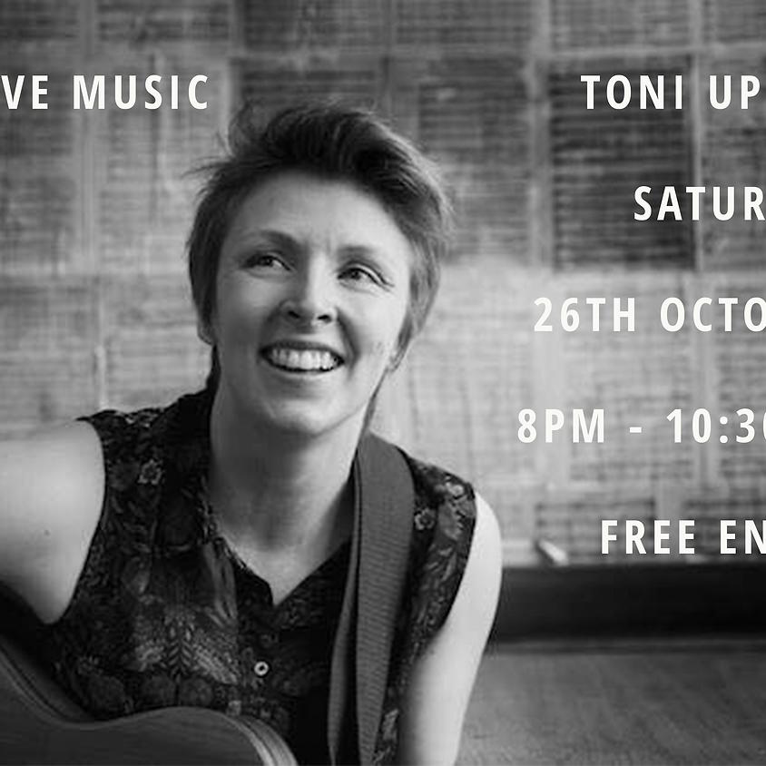 LIVE MUSIC: Toni Upton