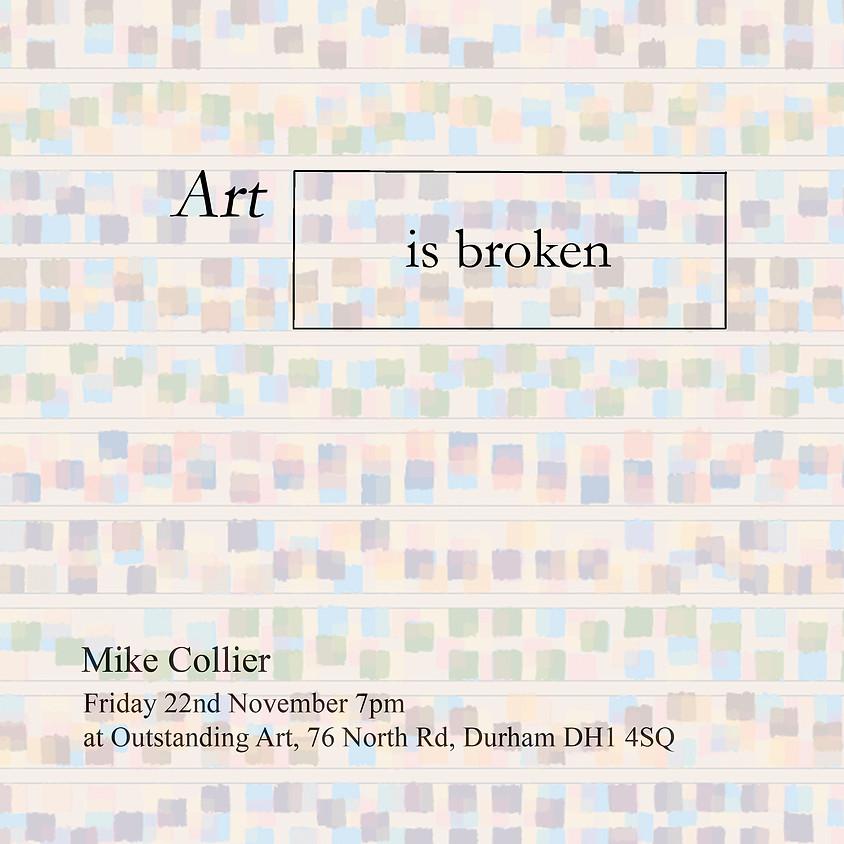 Art is Broken : Artist Talks