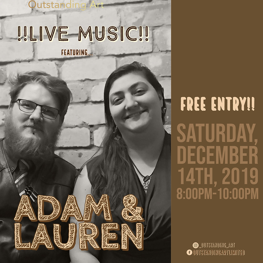 LIVE MUSIC ft. Adam&Lauren