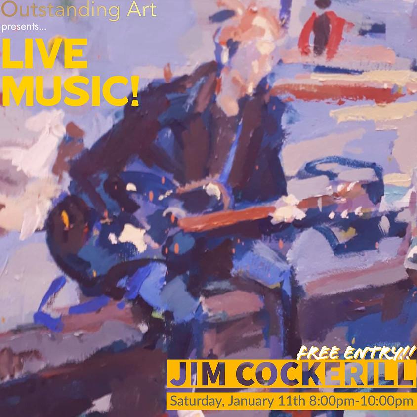 Live Music ft. Jim Cockerill