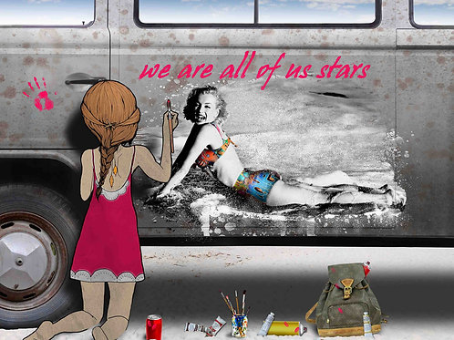 VW We are all of us stars