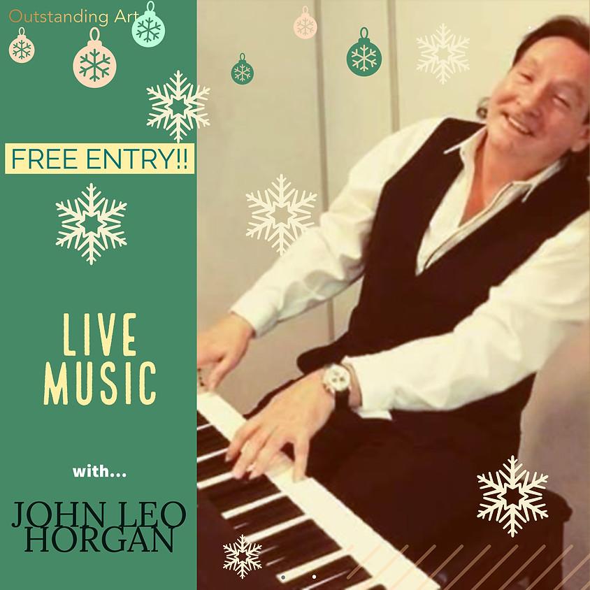 Live music w/ John Leo Horgan