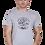 Thumbnail: Men's Cotton Grey Graphic T-Shirt