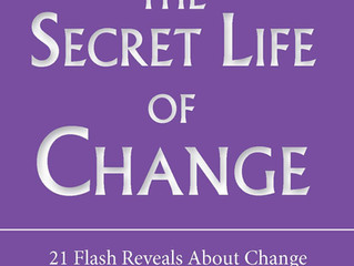 NEWS RELEASE:  Barbara Dershowitz reveals The Secret Life of Change - In new book, Long Island-based
