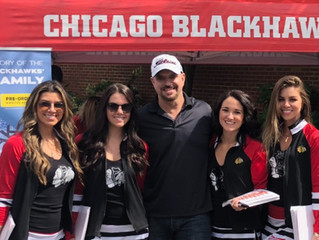 The Breakaway quickly sells out at the annual Chicago Blackhawks Foundation golf outing at Medinah C