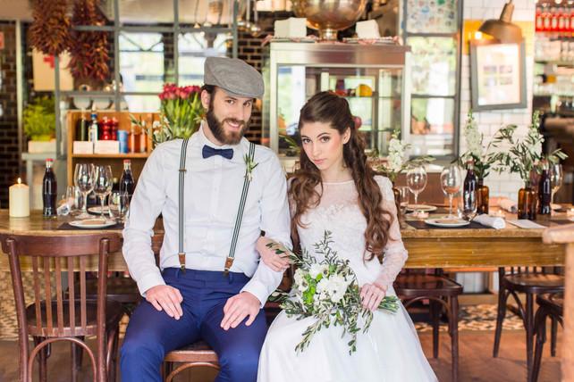 Dieses Foto ist entstanden beim Foto-Shooting für das Magazin von The Little Wedding Corner, ganz im rustikalen, italienische Stil, dazu passend das natürliche Styling  Foto: Barbara Meyer-Selinger