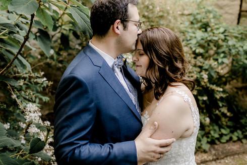 Melanie und ihr jetziger Ehemann  Foto: Gloria Schwan Fotografie