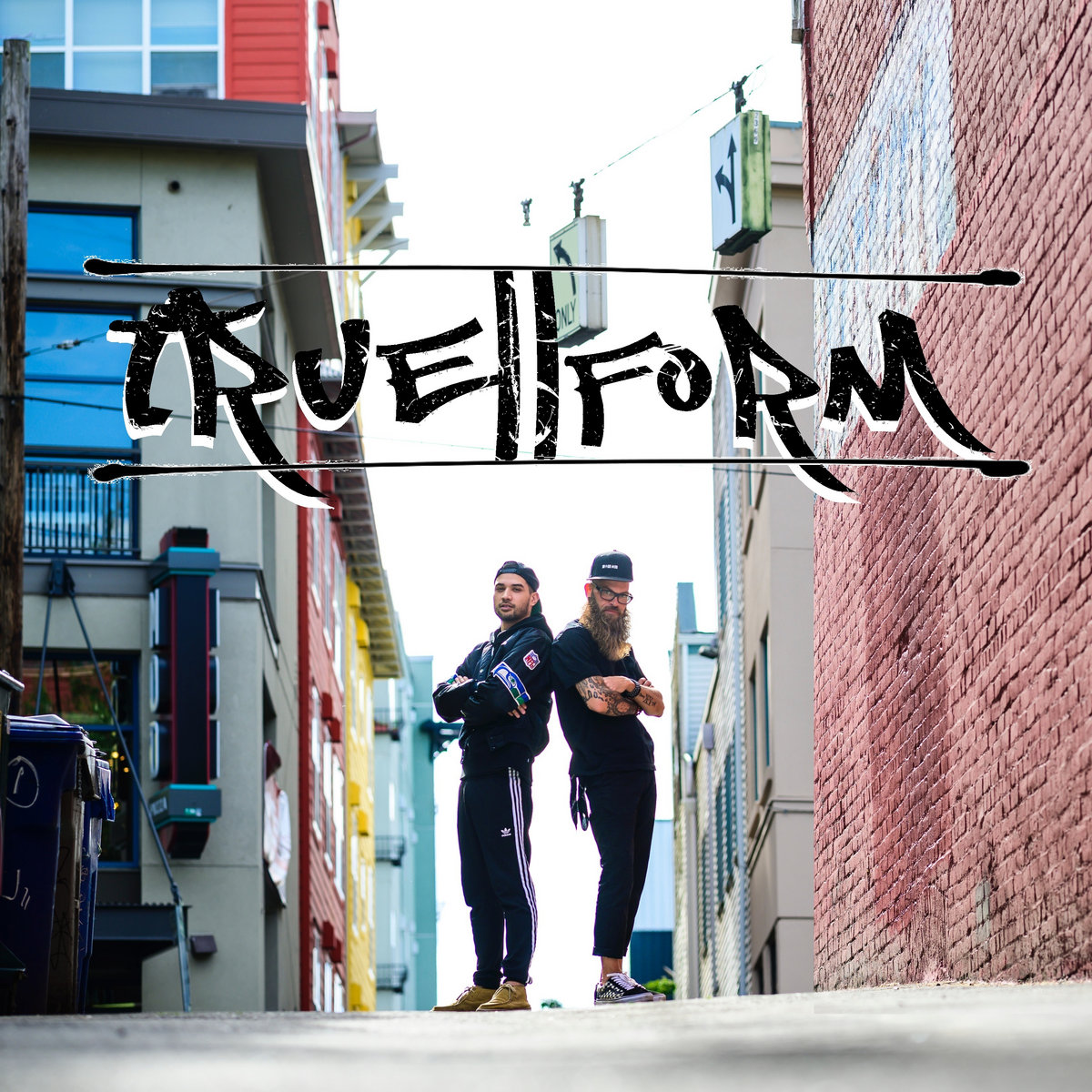 "True||Form (RA Scion & Gifted Youngstaz)-""Vibe Aquatic"" from 'True