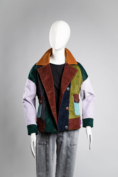 Cord Patchwork